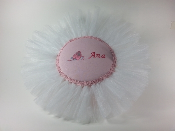 Custom Ballerina Keepsake Box