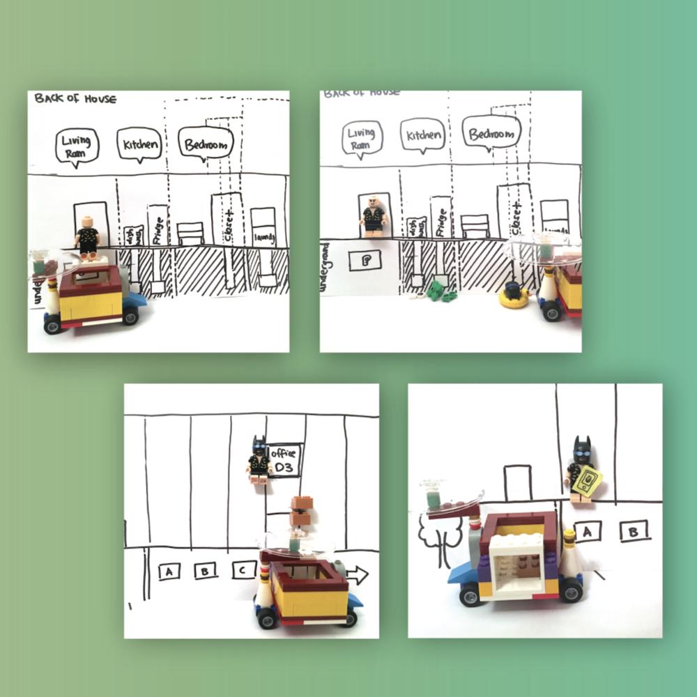 Lego Skit II