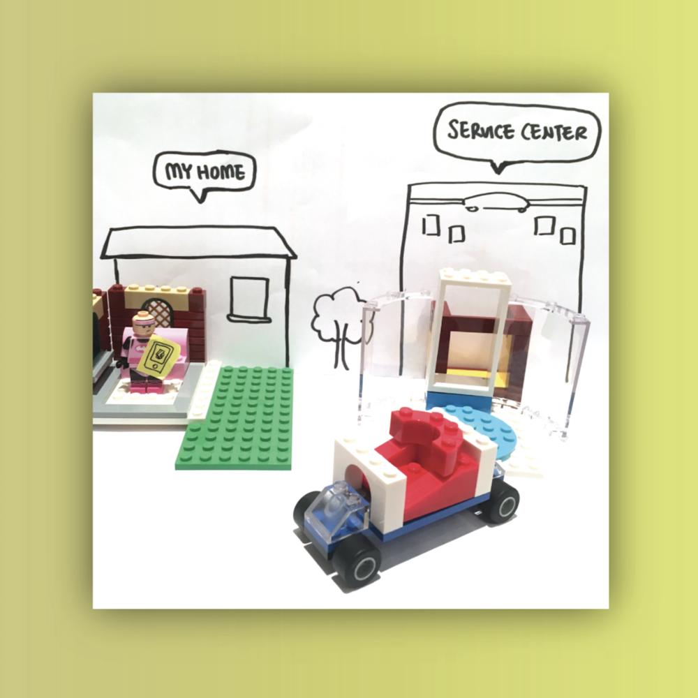Lego Skit I