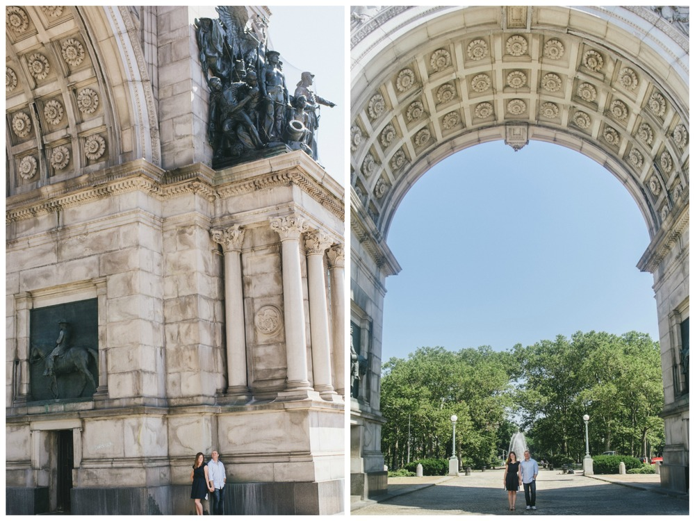 JACQUELINE + ANDY ENGAGED - BROOKNLY BRIDGE PARK - TWOTWENTY by CHI-CHI AGBIM pic stitch 3.jpg
