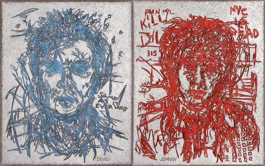 David Byrne | Johnny Thunders