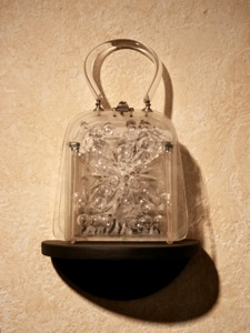 Generations • 15 X 8.5 X 4 • Lucite handbag, digital image