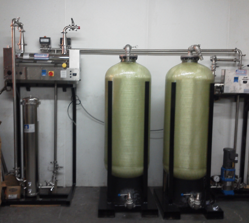 Ultra-Pure Deionization Systems
