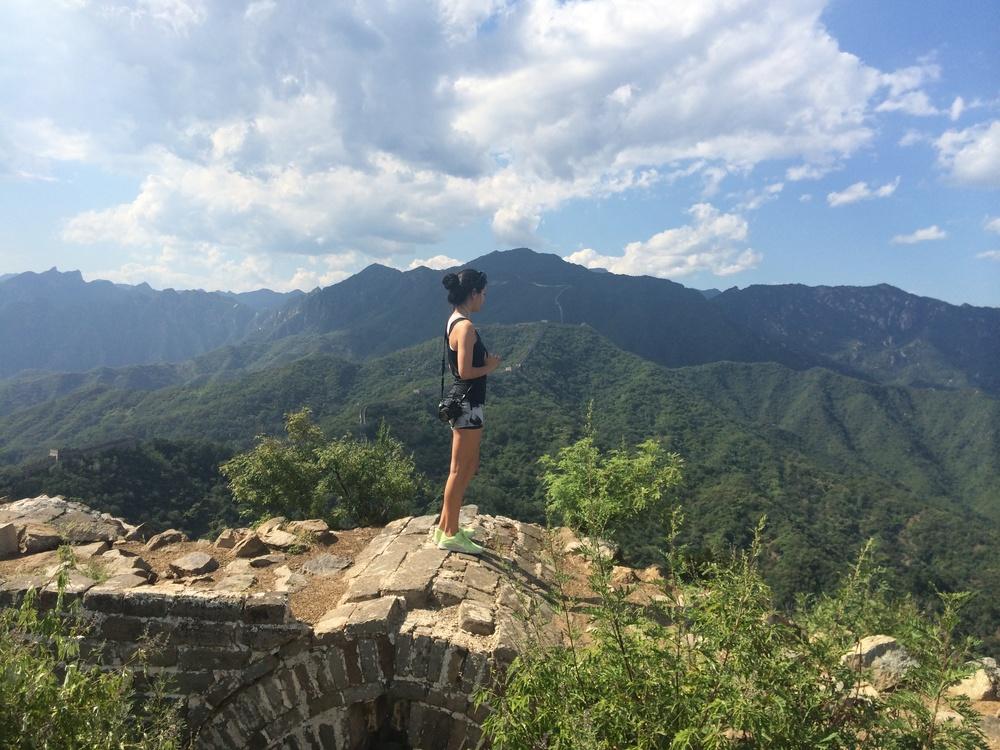 Unrestored Great Wall
