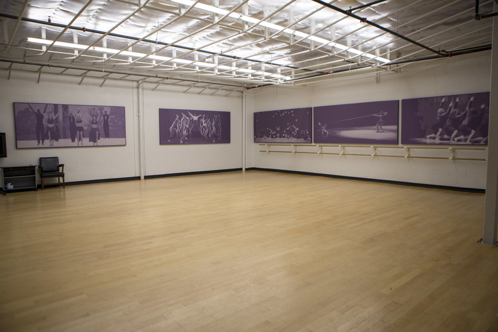 Studio B Dimensions- 32' x 36'