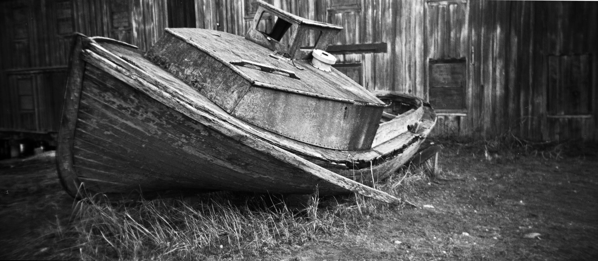 Holga 120Pan boat