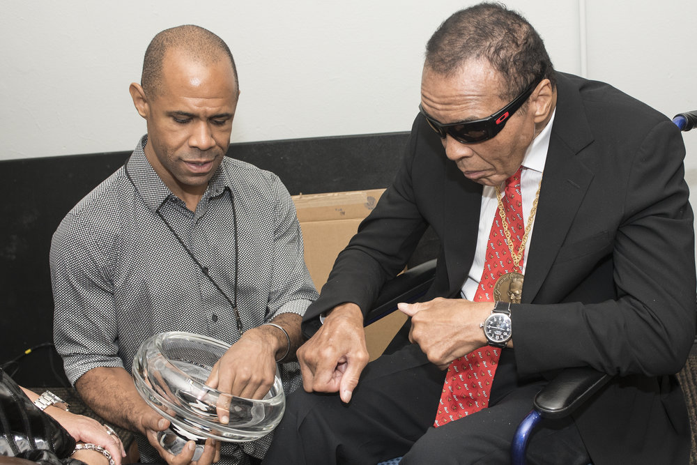 Muhammad Ali: Spirit of Grawemeyer Award 2015