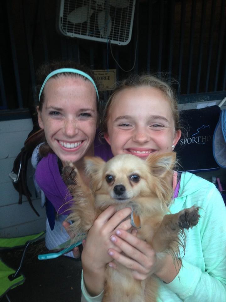 Puppy torture?