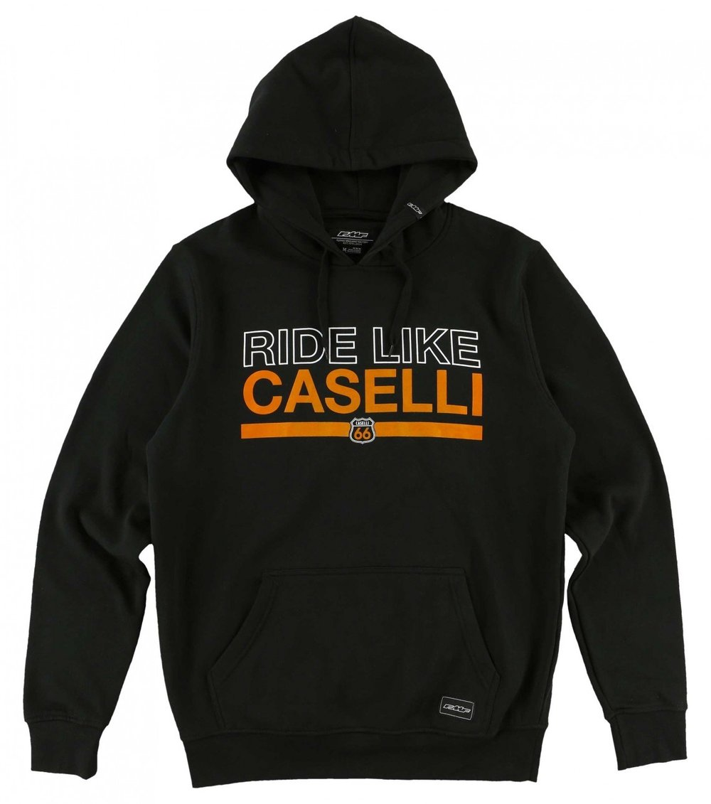 For Kurt Hooded Pullover