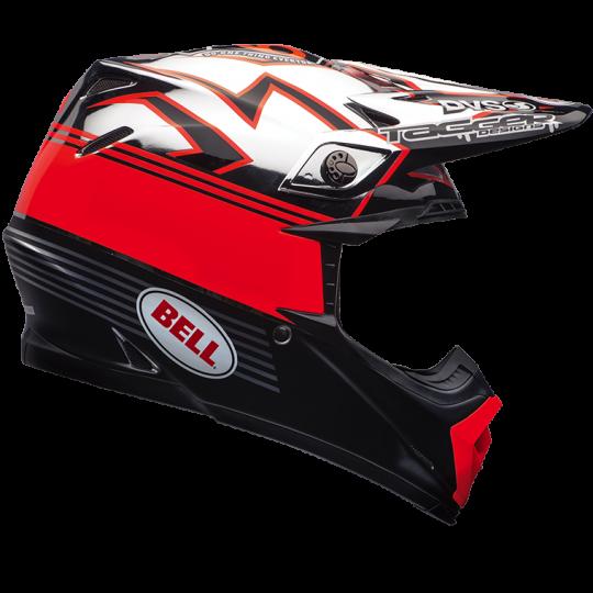 Caselli Memorial Moto-9 Helmet