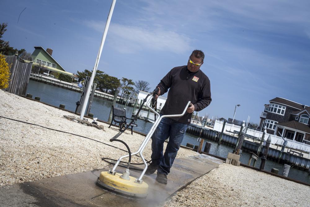 NEWS    A Job At The Shore    Visit Power Washing  See Post