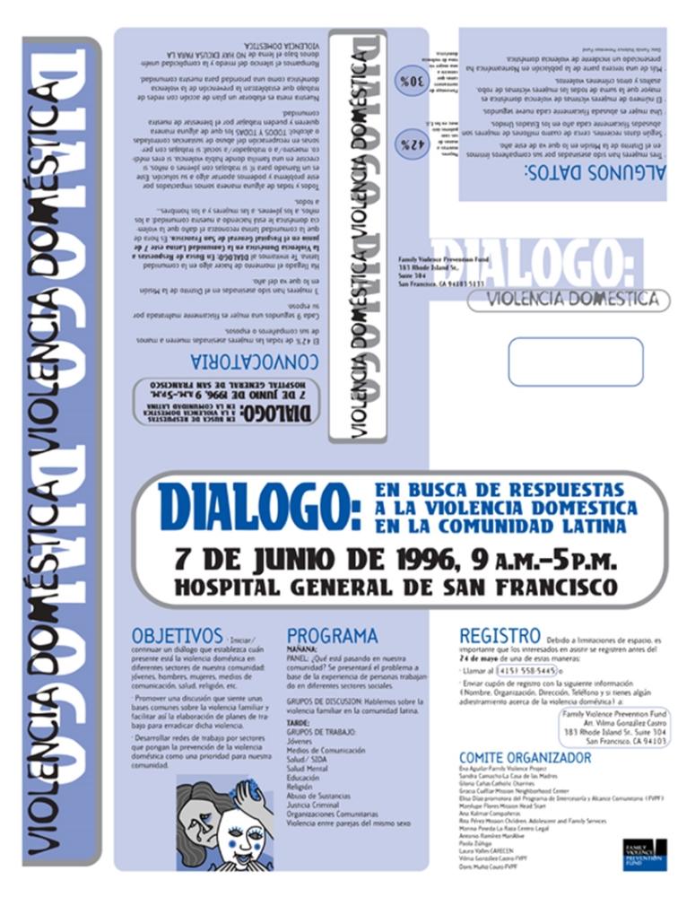 Conference Program & Mailer