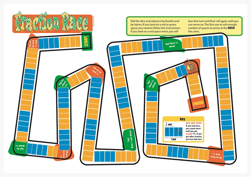 Board Game Layout