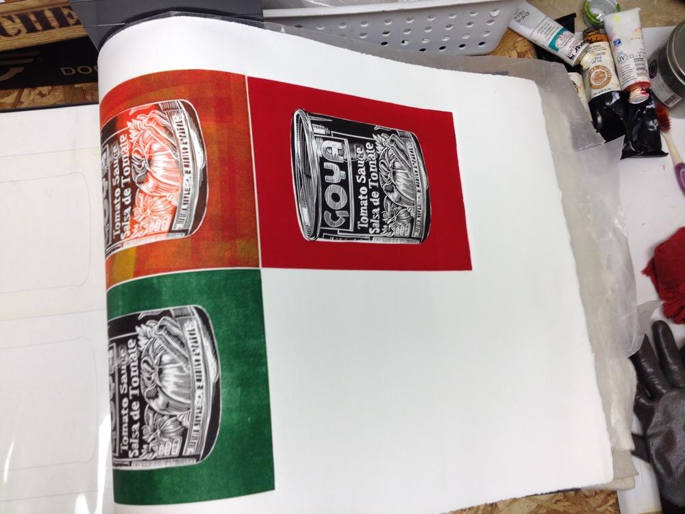 print in progress...