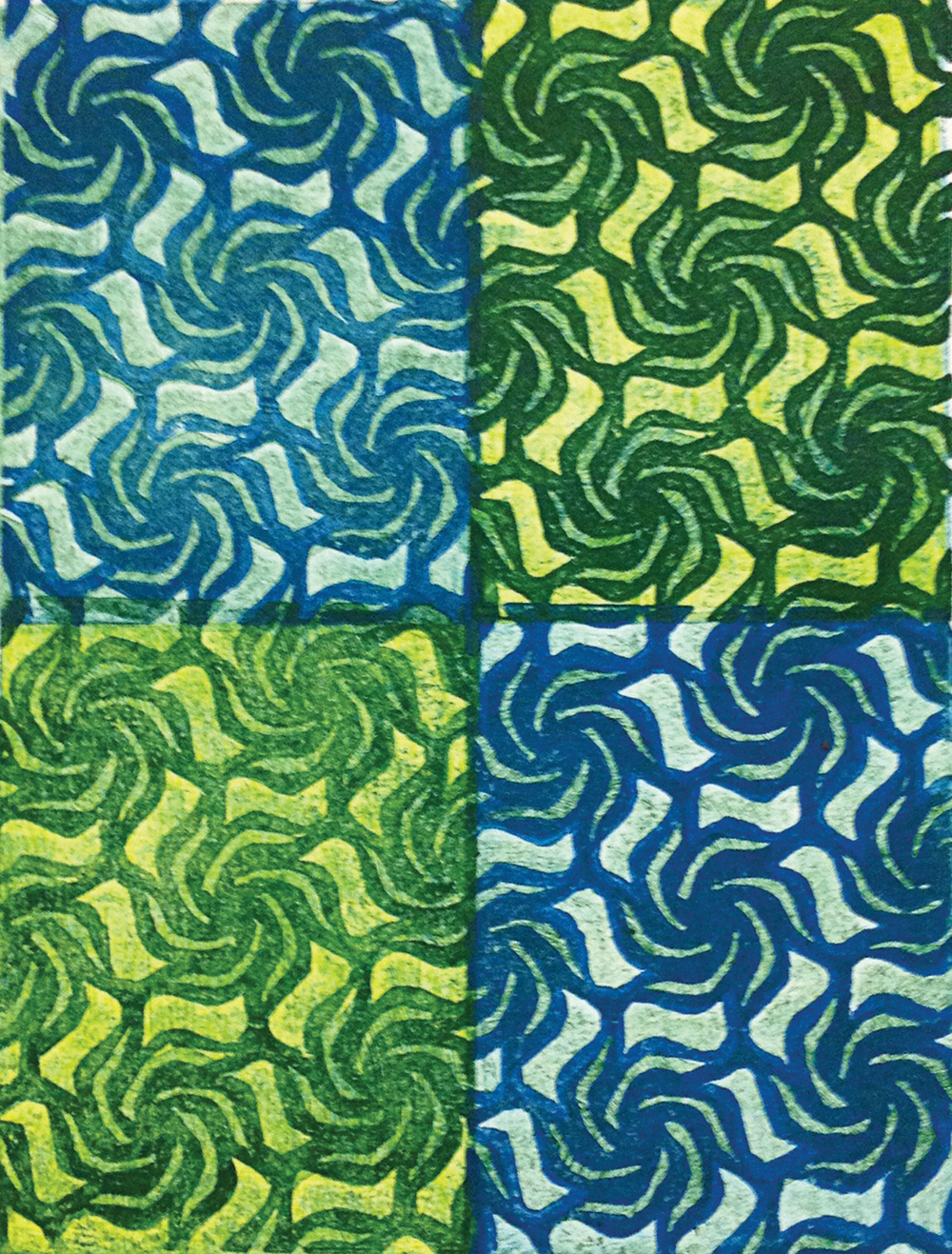 Pattern I, Composite
