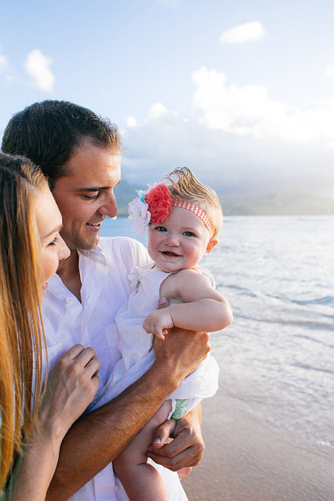 Hanalei Family Photography