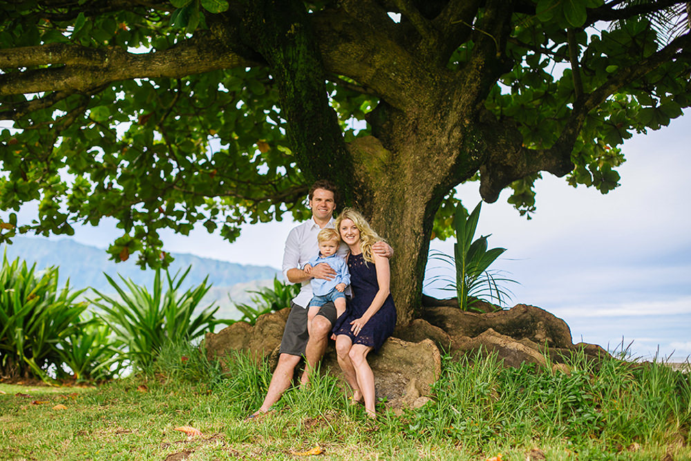 Hanalei Family Photography