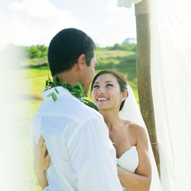 One of our shots featured in the wonderful @kauailifestylemagazine of 2 of our friends who we could not have been more happy to shoot for! It makes me smile everytime when I go through and pick the best photos from weddings because you see a true connection and passion for two people who love each other entirely! #heartwarmingeverytime! 🌈🌅🌎🌴