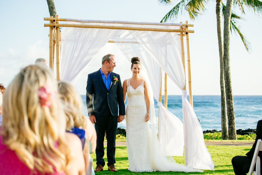 Copy of Kauai Wedding Package Poipu