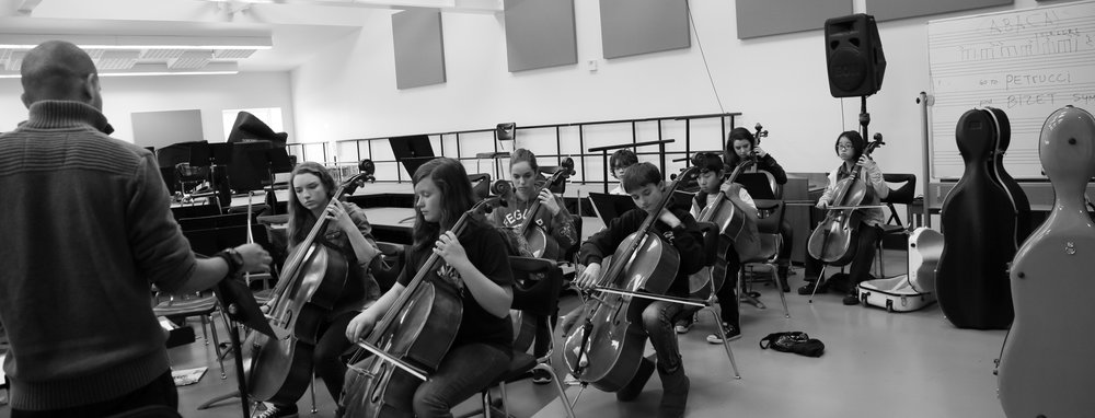 Ensembles  Santa Clarita Valley Youth Orchestra