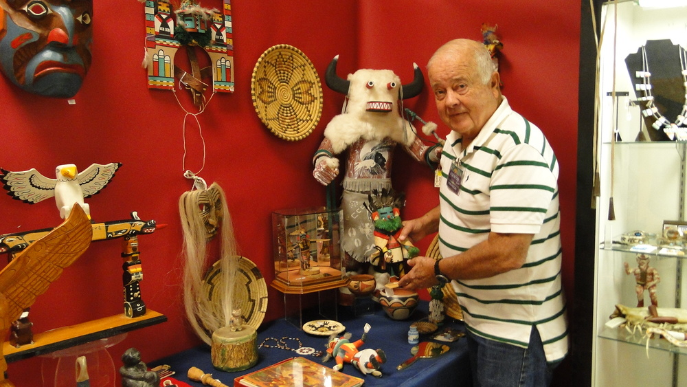DON PHELPS  of  TODOS SANTOS TRADING POST