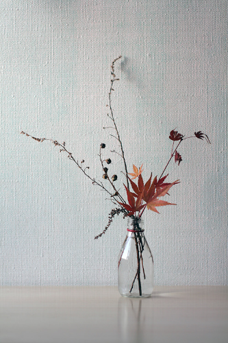 What's better than a slideshow of flowering twig arrangements?