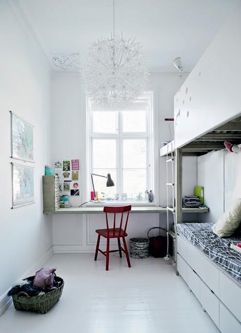 This gorgeous gorgeous gorgeous Scandinavian home.