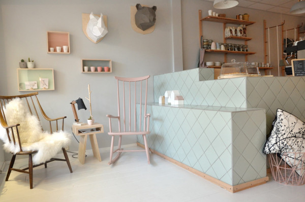 Blend&Blender, a Netherlands-based shop featuring design, organic food, drinks and wellness products.