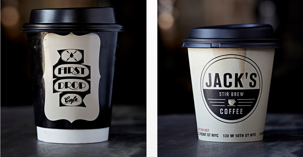 A tumblr devoted to the to-go coffee cups of the world.