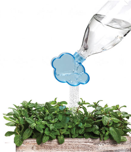 the rainmaker plant watering cloud from peleg design, on animacausa.com