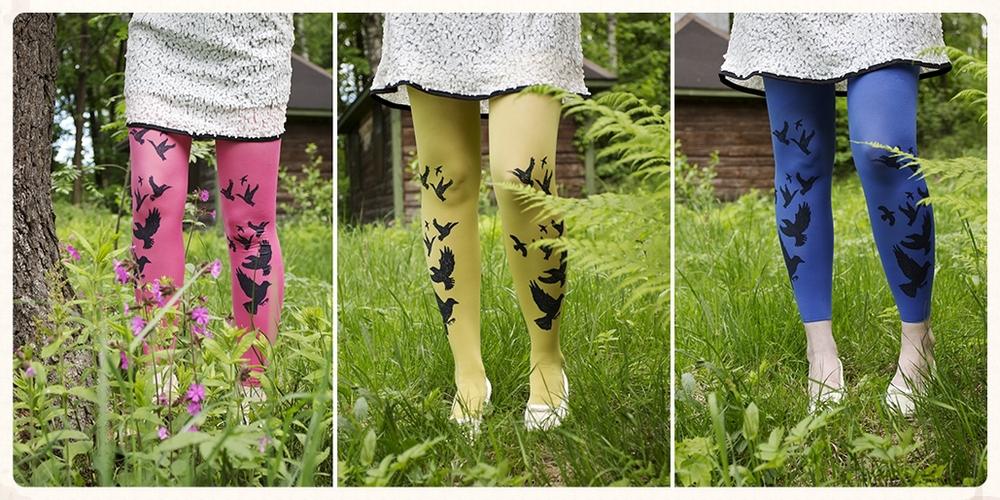 Tights and leggings 'Naakat & muut'