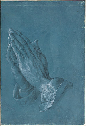 http://en.wikipedia.org/wiki/Praying_Hands_(D%C3%BCrer)