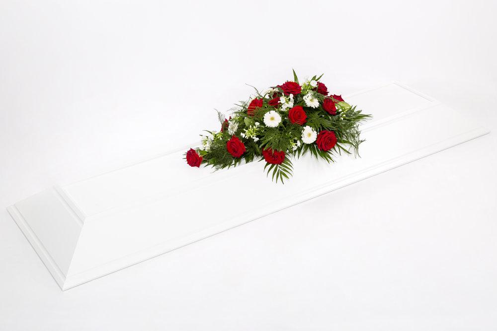 1/4 pyntning kiste - Fra kr. 1200,00