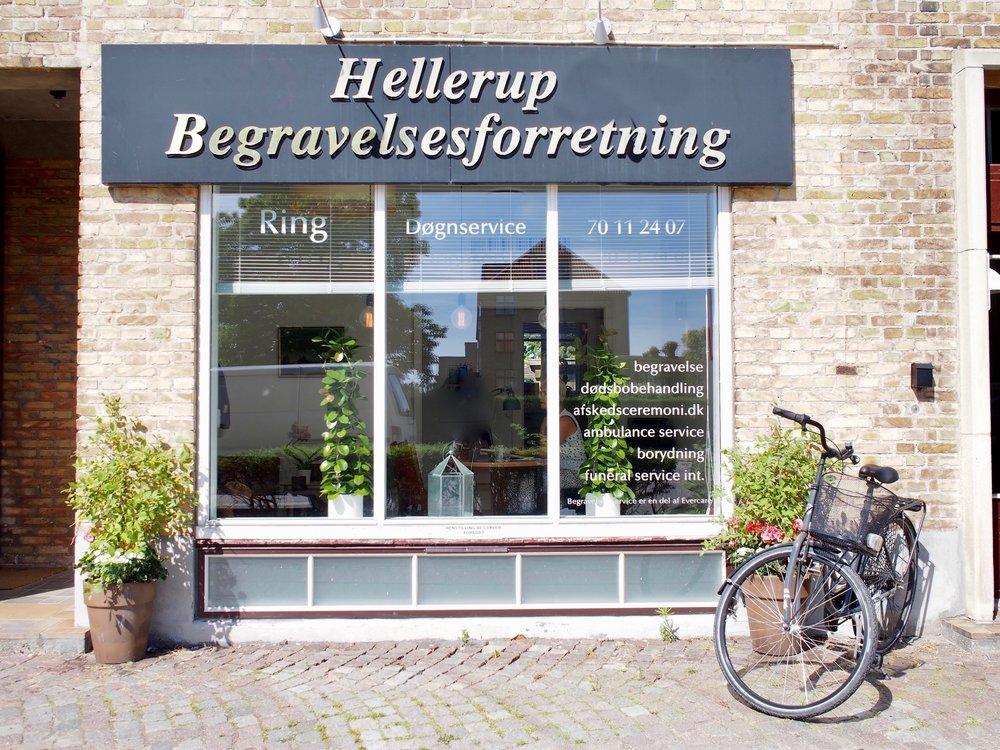 Hellerup Begravelsesforretning - Lokal bedemand i Gentofte kommune
