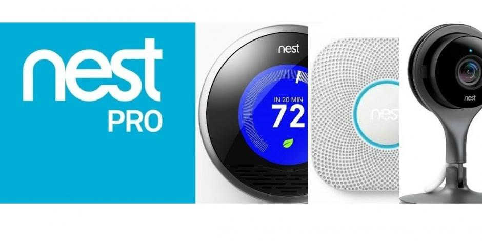 CompuGeaux is an Authorized Nest Pro Installer.