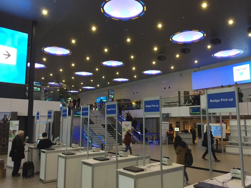 Entering ISE 2017