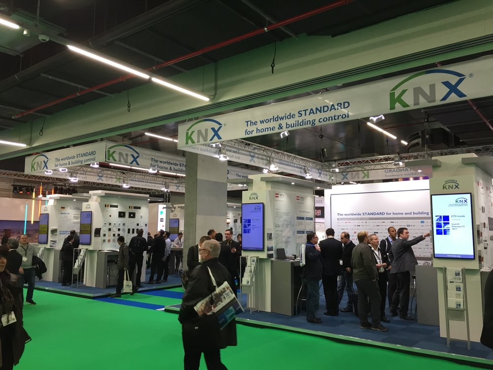 KNX Booth