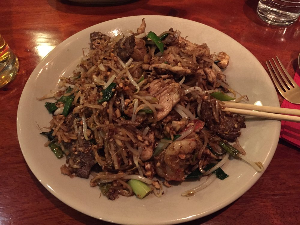 Pad Thai - Some of the best I've ever had