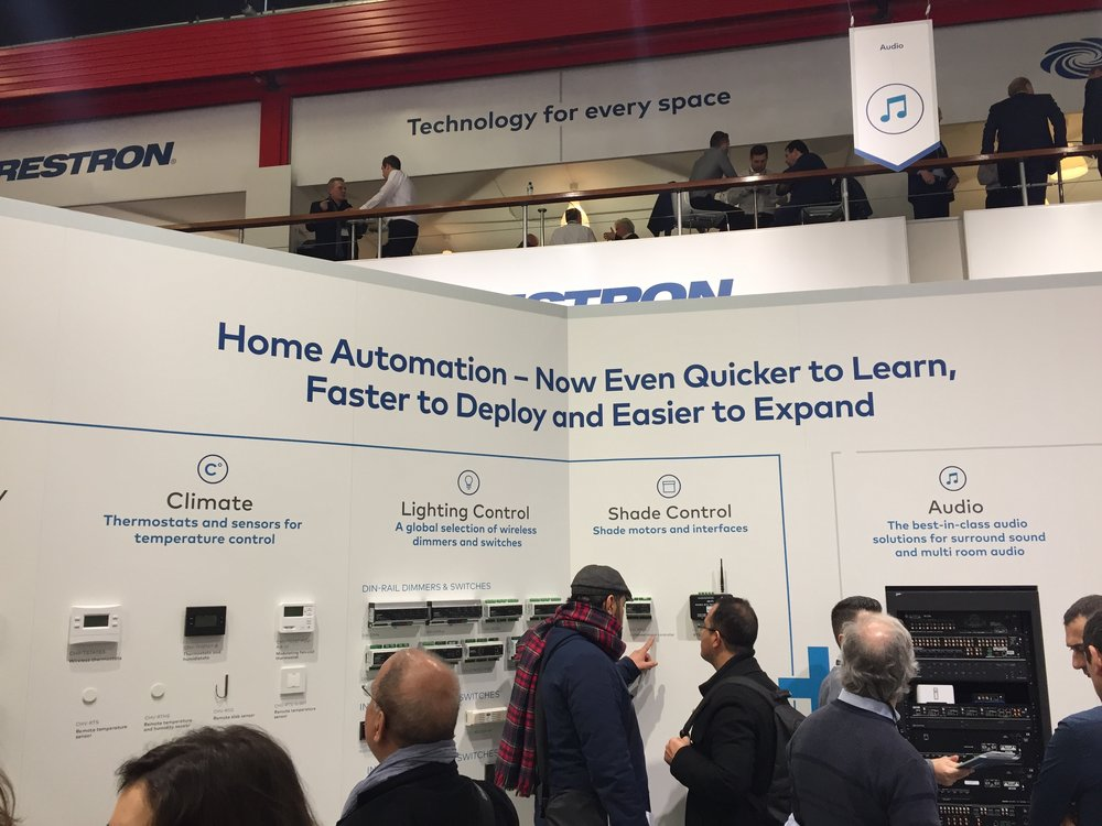 Crestron touting new, improved programming experience
