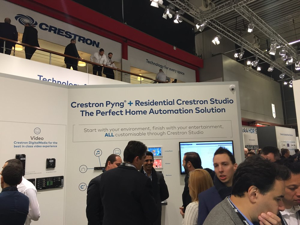 Crestron touting new and improved programming experience