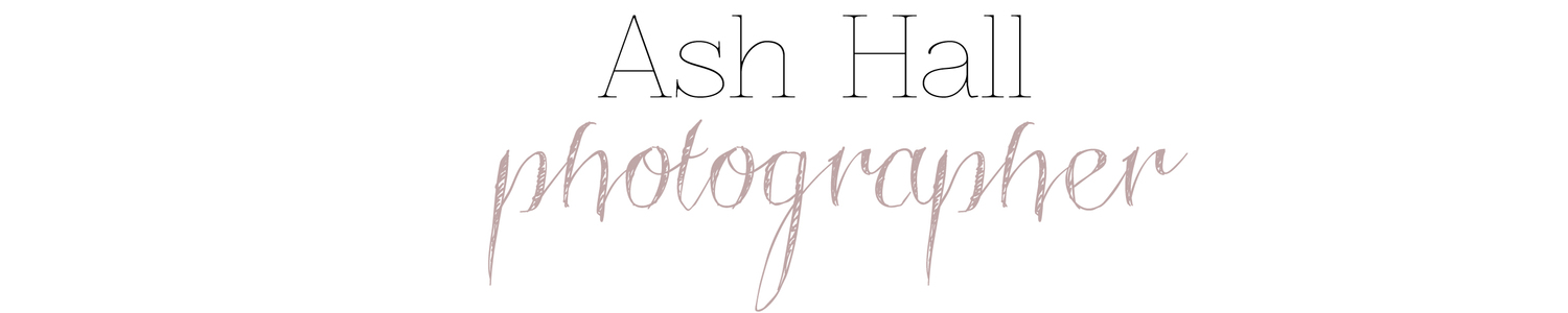 Ash Hall: Photographer