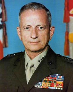 General Robert H. Barrow