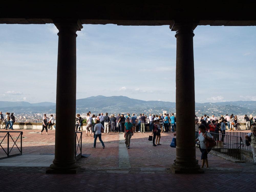 Forte di Belvedere, Florence