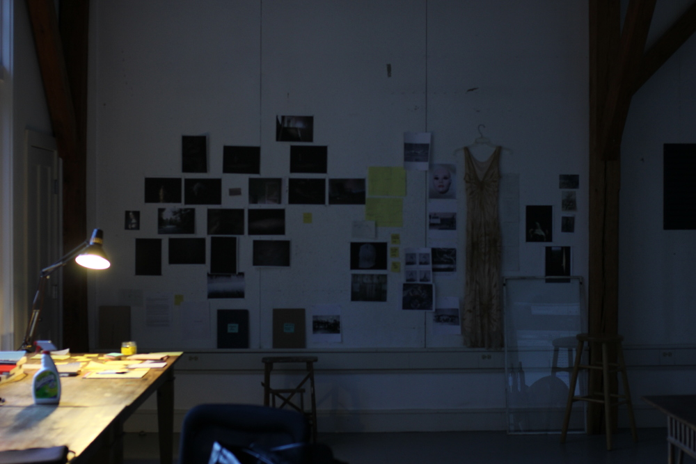 snapshot of studio