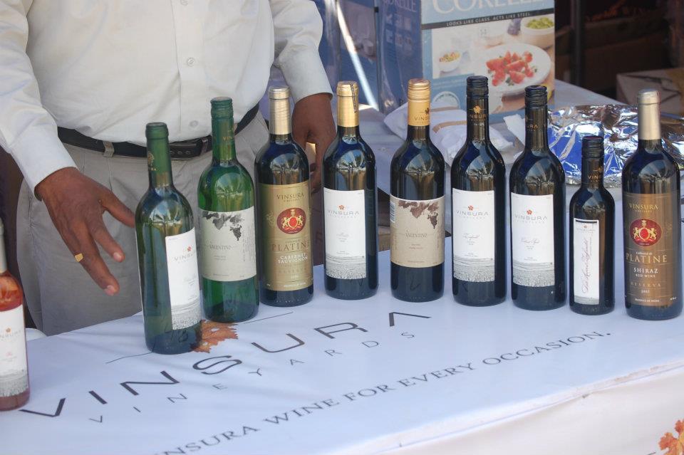 Bandra wine festival