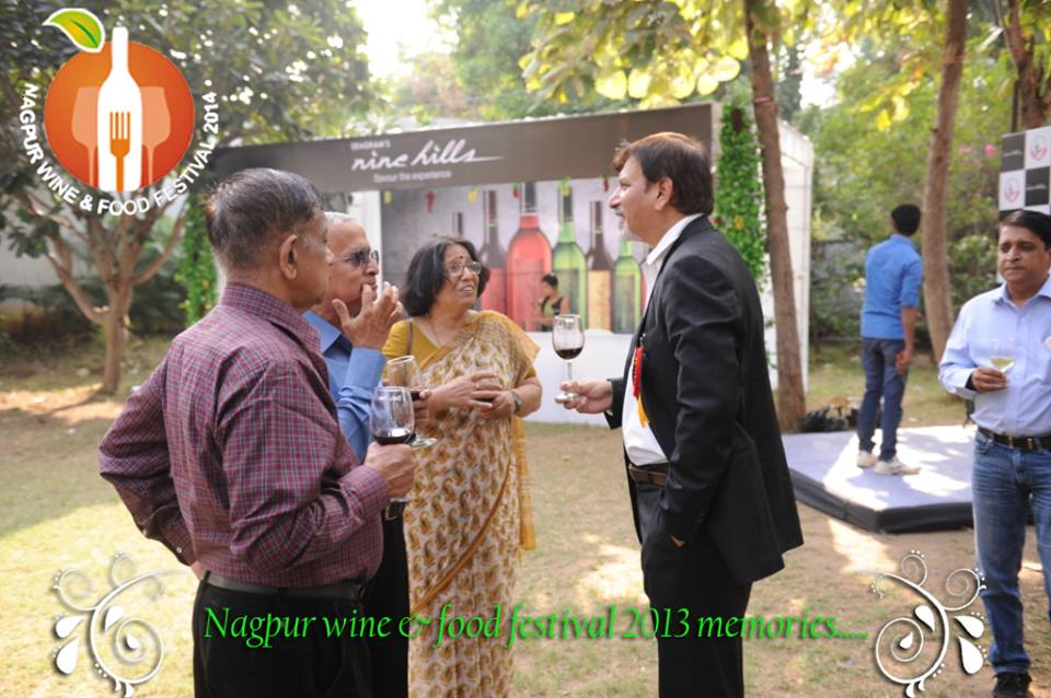Nagpur wine and food festival