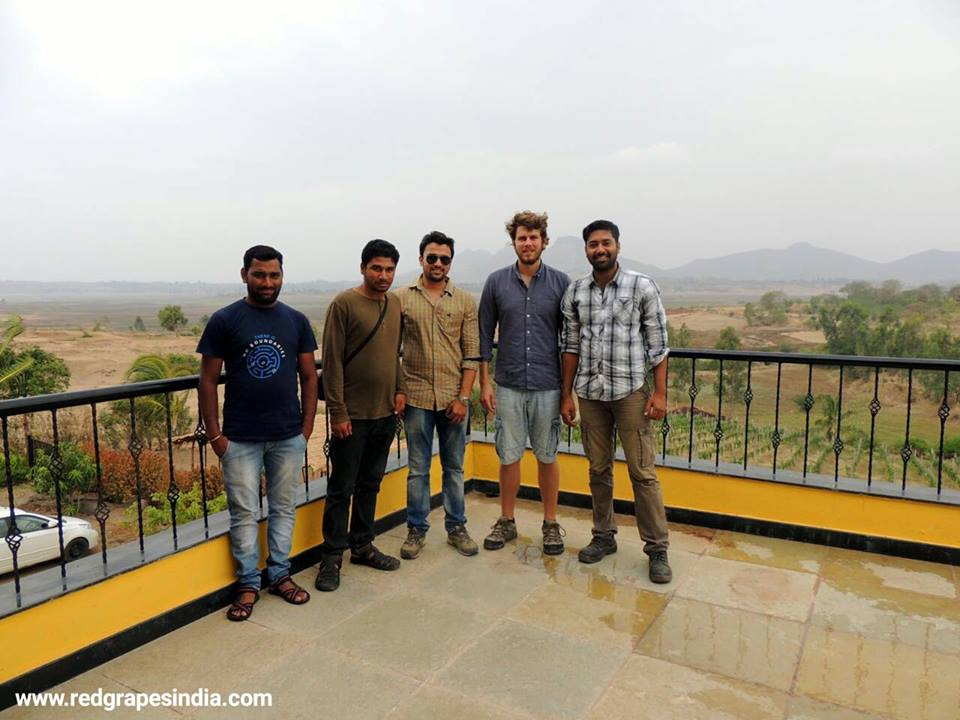 Nashik wine tour by Red Grapes - Indian wine tourism