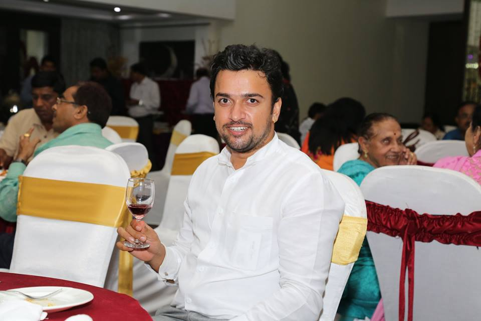 Nagpur wine lovers club presentation by Red Grapes