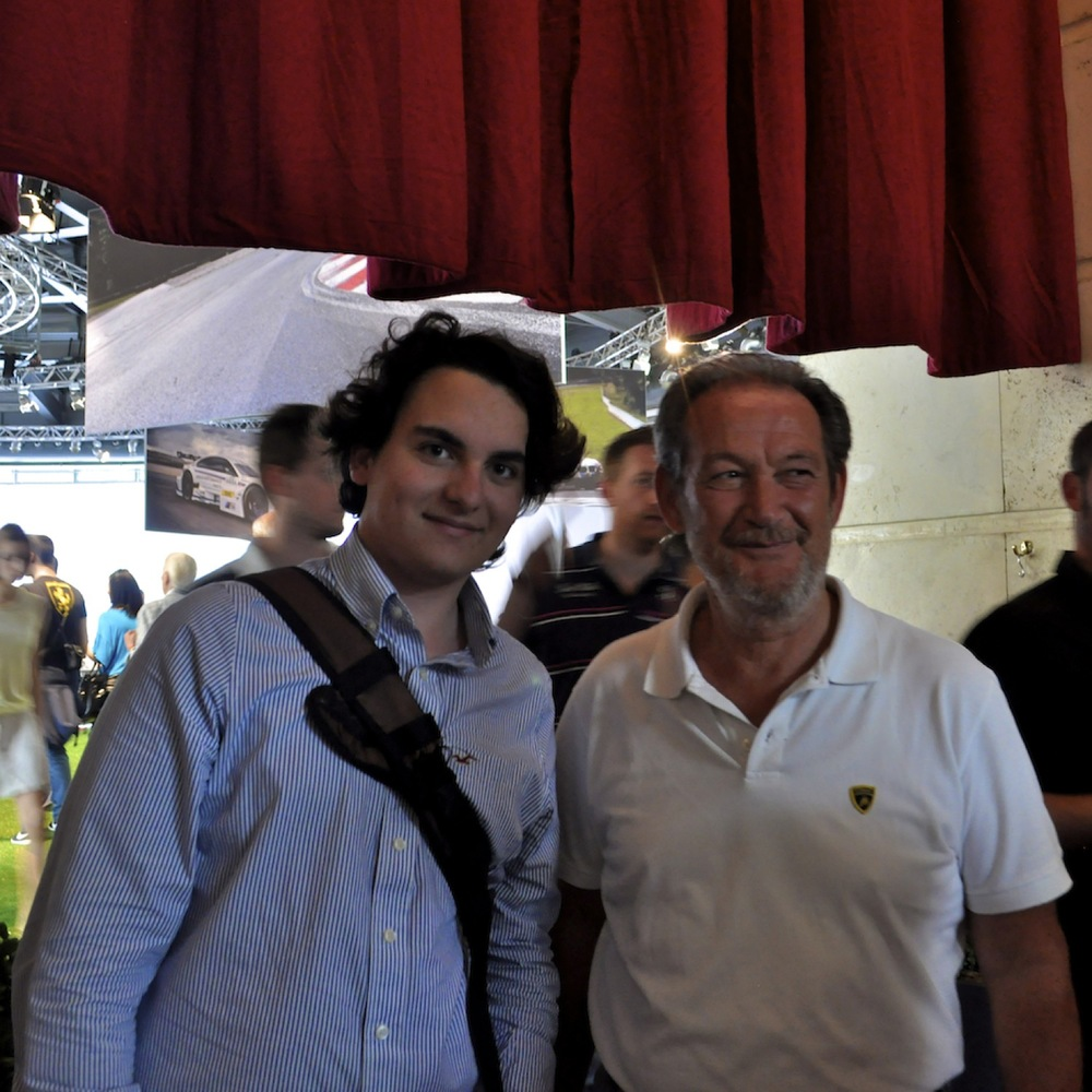 Valentino Balboni and me