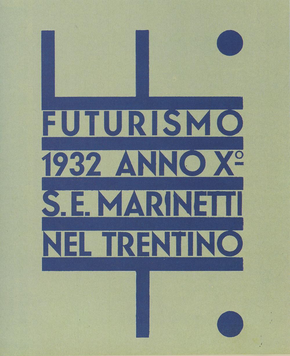 Fortunato Depero -  Futurismo  (1932)